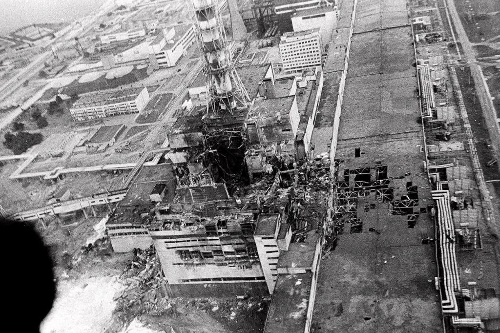 Cernobâl explozie