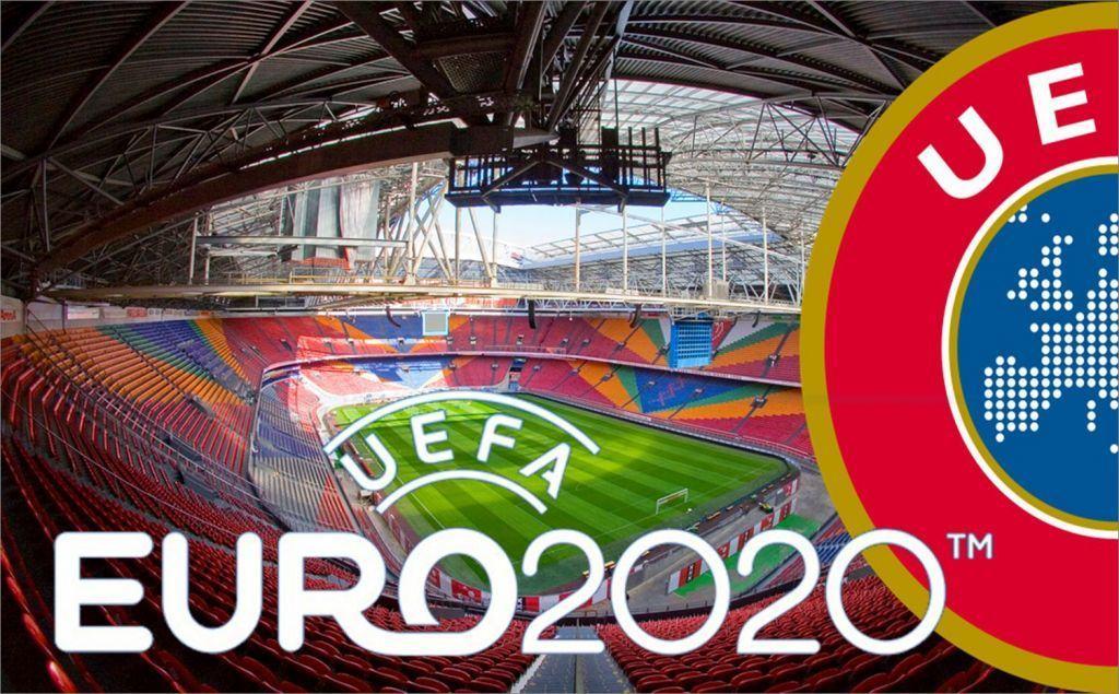 where is euro 2020