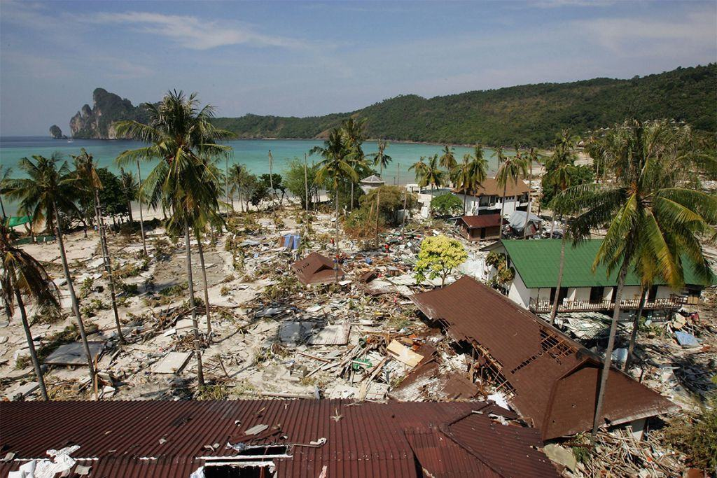 Tsunami Oceanul Indian