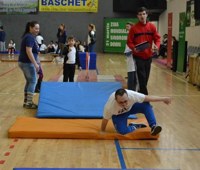 Sindrom Down - Fundația Special Olympics din România