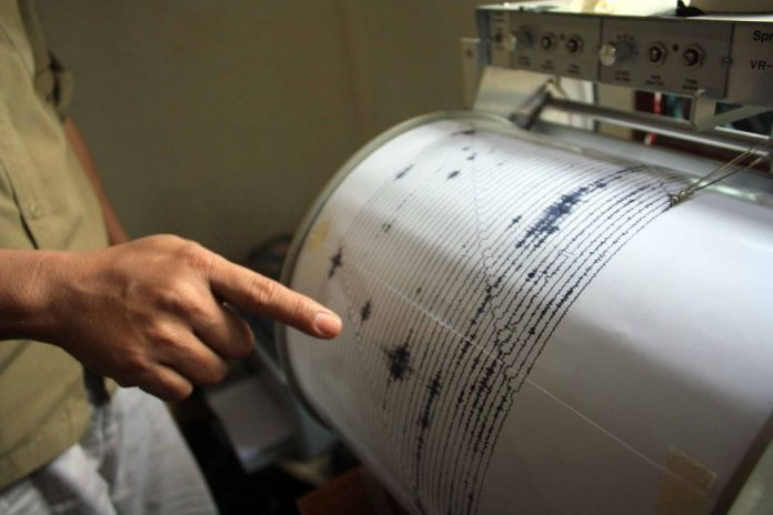 Cutremur in 2016, 24 aprilie