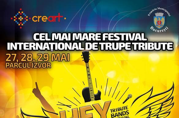 HeyDay, cel mai mare festival tribute din Romania