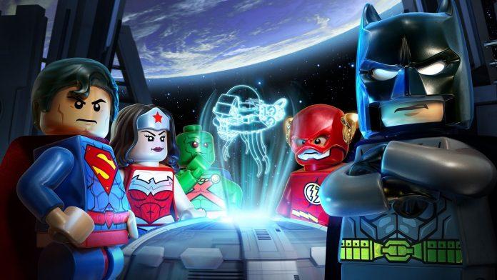 Lego Batman filmul 2017
