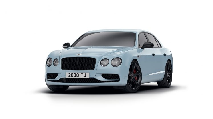 Bentley Flying Spur V8 (2)
