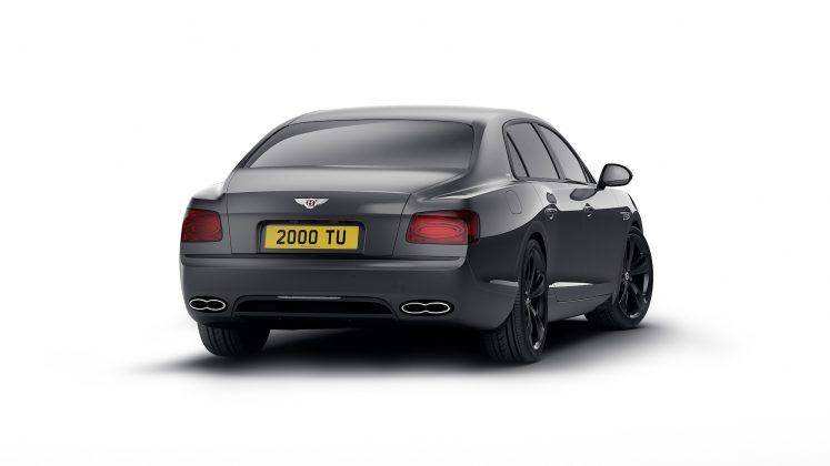 Bentley Flying Spur V8 black (4)