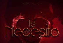 Artwork - Te Necesito new