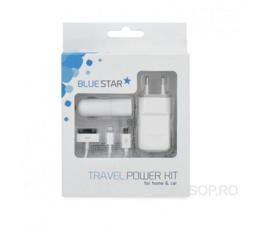 kit-incarcator-priza-auto-cablu-apple-microusb-alb-blue-star
