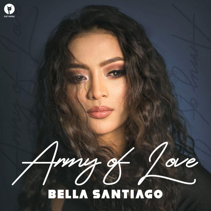 Bella Santiago army of love